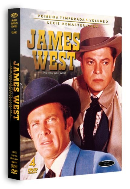 JAMES WEST – 1ª TEMPORADA – VOLUME 2