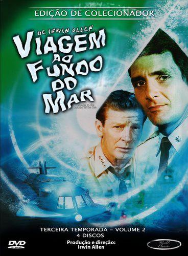 VIAGEM AO FUNDO DO MAR - 3ª TEMPORADA - VOL. 2