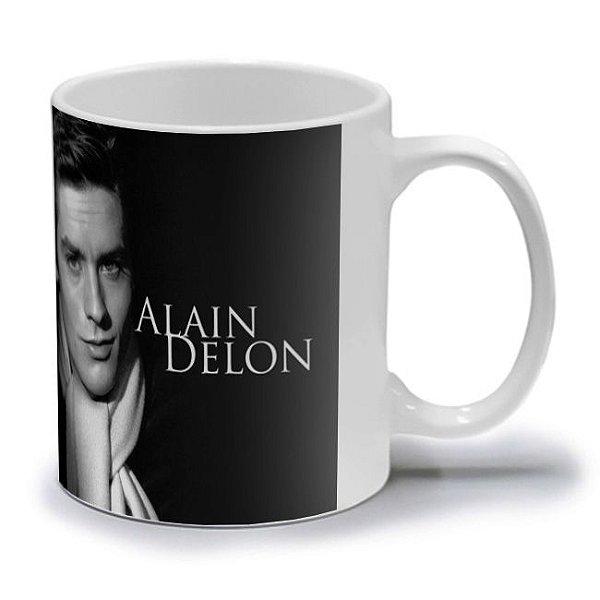 ALAIN DELON - CANECA
