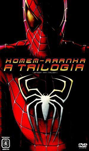 HOMEM-ARANHA - A TRILOGIA