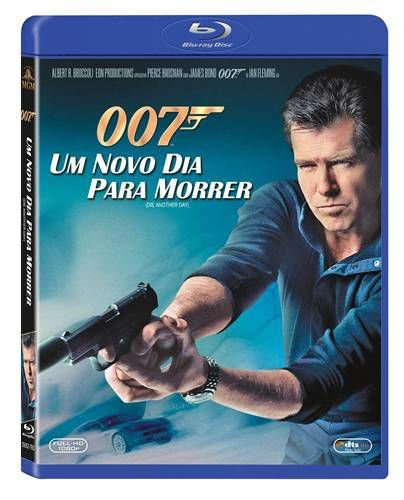 007 - UM NOVO DIA PARA MORRER (BLU-RAY)