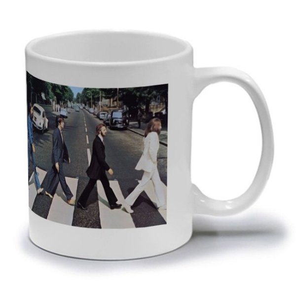 THE BEATLES A -  CANECA