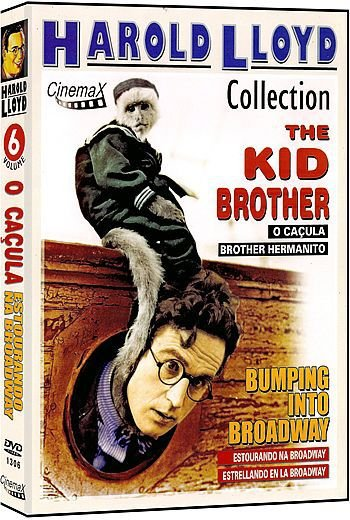 HAROLD LLOYD COLLECTION VOL. 6
