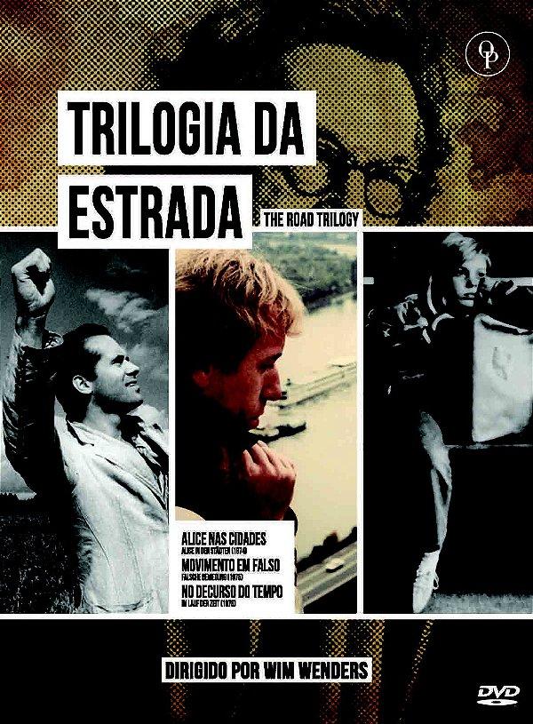 TRILOGIA DA ESTRADA (3 DVDS)