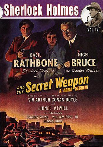 SHERLOCK HOLMES - A ARMA SECRETA