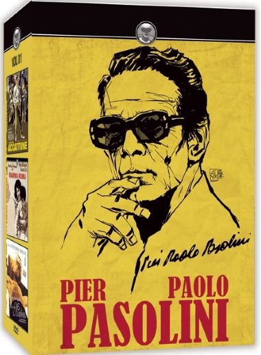 COLEÇÃO PIER PAOLO PASOLINI VOL.1