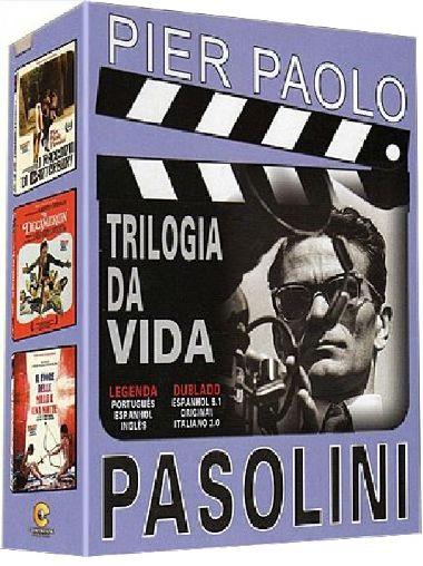 COLEÇÃO PIER PAOLO PASOLINI - TRILOGIA DA VIDA