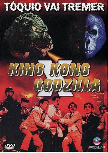 KING KONG X GODZILLA 1962