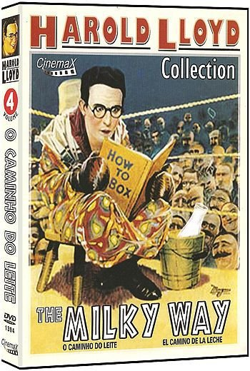 HAROLD LLOYD - COLLECTION VOL. 4