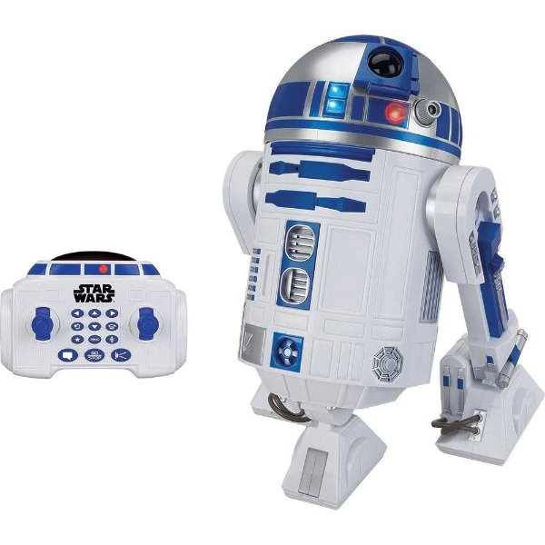 BONECO R2 - D2 - INTERATIVO