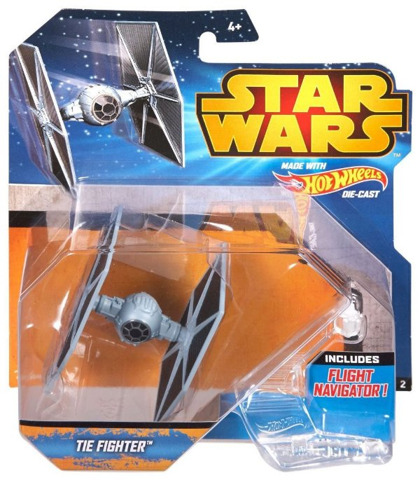 HOT WHEELS - STAR WARS - TIE FIGHTER