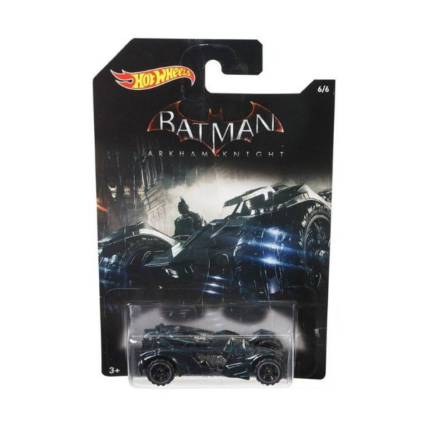 HOT WHEELS - BATMAN ARKHAM  KNIGHT