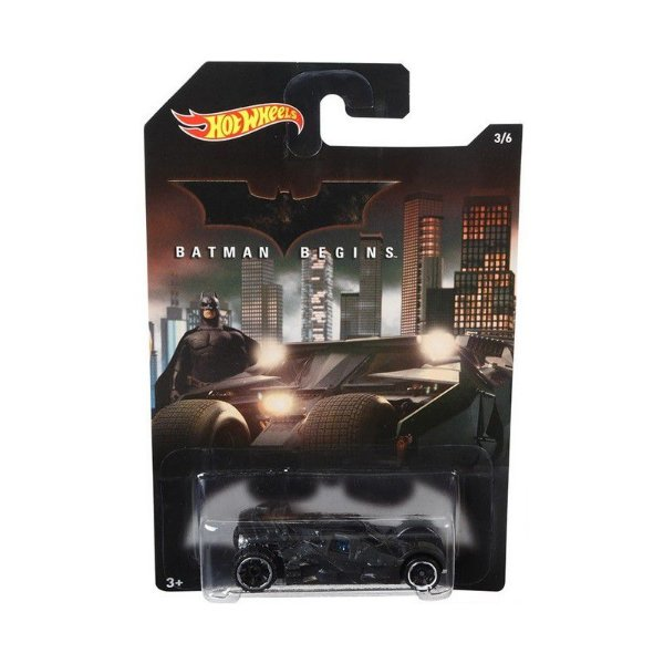 HOT WHEELS - BATMAN BEGINS