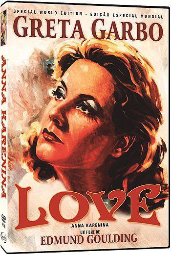LOVE, ANNA KARENINA