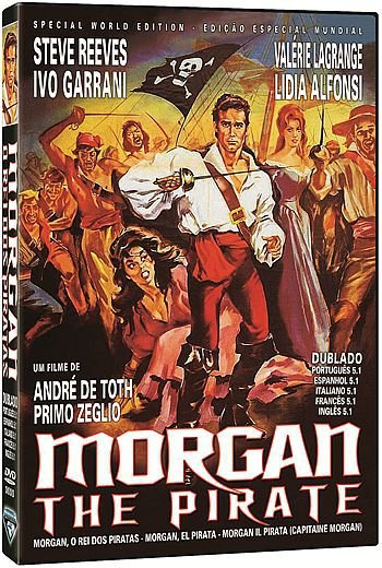 MORGAN, O REI DOS PIRATAS