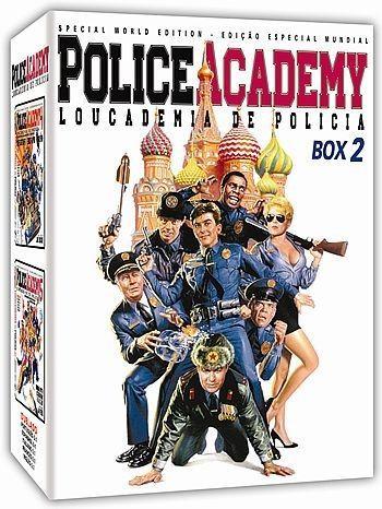 COLEÇÃO LOUCADEMIA DE POLÍCIA 2