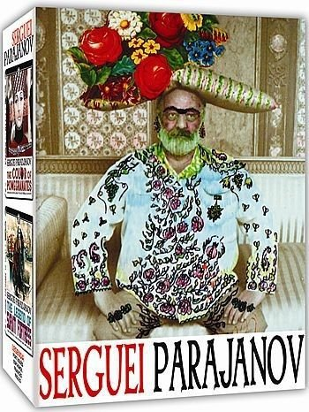 COLEÇÃO SERGUEI PARAJANOV - 4 DVDS