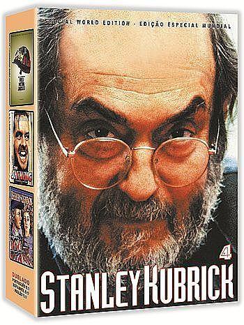 STANLEY KUBRICK VOL. 4 - 3 DVDS