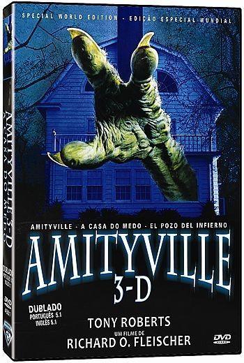 AMITYVILLE 3 D - A CASA DO MEDO