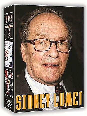 COLEÇÃO SIDNEY LUMET - 3 DVDS