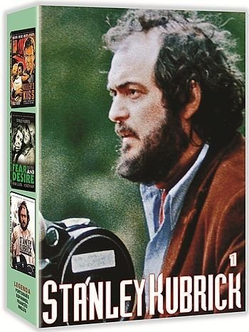 COLEÇÃO STANLEY KUBRICK VOL.1 - 3 DVDS