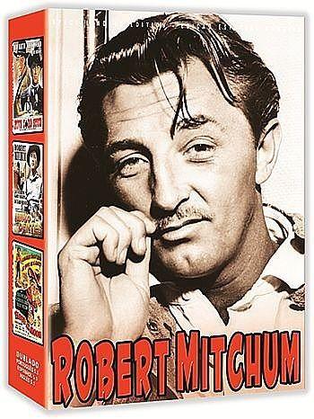 COLEÇÃO ROBERT MITCHUN - 3 DVDS