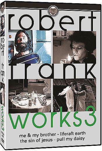 ROBERT FRANK WORKS VOL.3