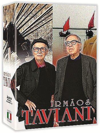 COLEÇÃO IRMÃOS TAVIANI - 3 DVDS