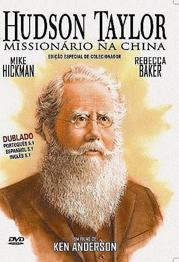 HUDSON TAYLOR MISSIONARIO NA CHINA