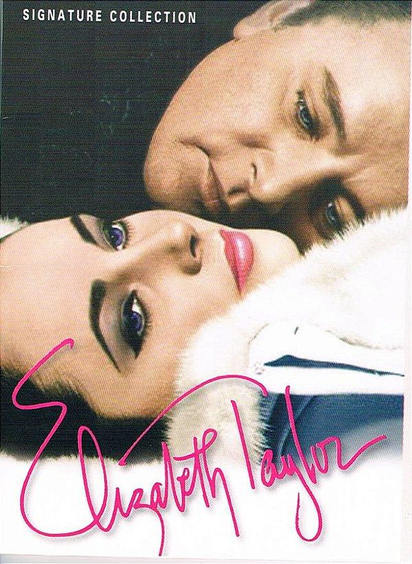 ELIZABETH TAYLOR - PACK 3 DVDs