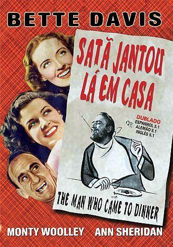 SATÃ JANTOU LÁ EM CASA