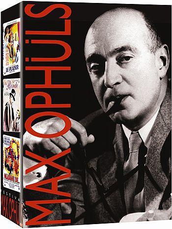 COLEÇÃO FESTIVAL MAX OPHUS - 3 DVDS