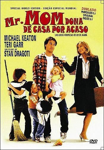MR. MOM - DONA DE CASA POR ACASO