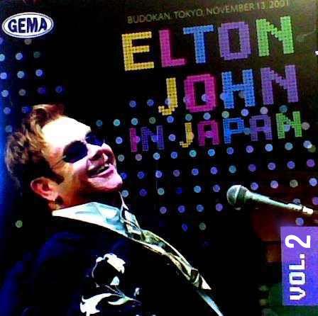 ELTON JOHN IN JAPAN - VOL. 2