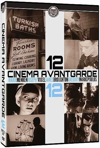 CINEMA AVANT GARDE VOL.12