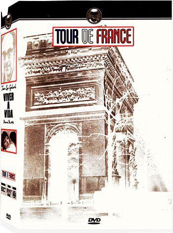COLEÇÃO TOUR DE FRANCE VOL.3 - 2 DVDS