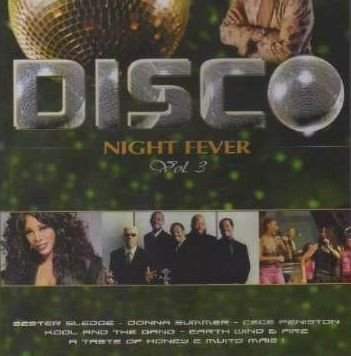 DISCO NIGHT FEVER - VOL.3