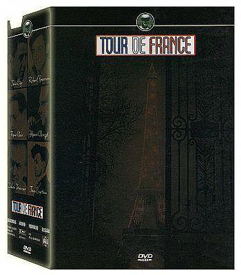 TOUR DE FRANCE VOL. 1 - 5 DVDS