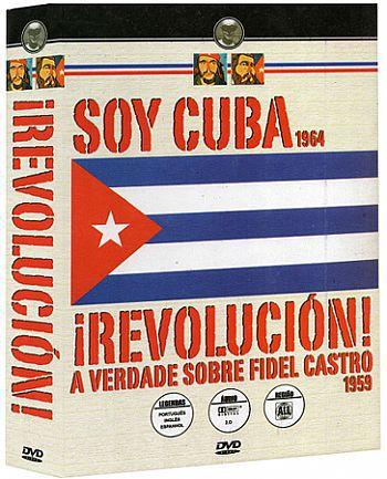 SOU CUBA - A VERDADE SOBRE FIDEL CASTRO - 2 DVDS