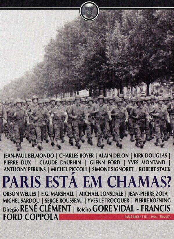 PARIS ESTÁ EM CHAMAS ?