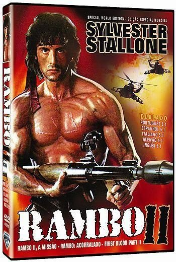 RAMBO II - A MISSÃO