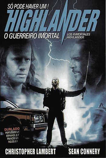 HIGHLANDER - O GUERREIRO IMORTAL
