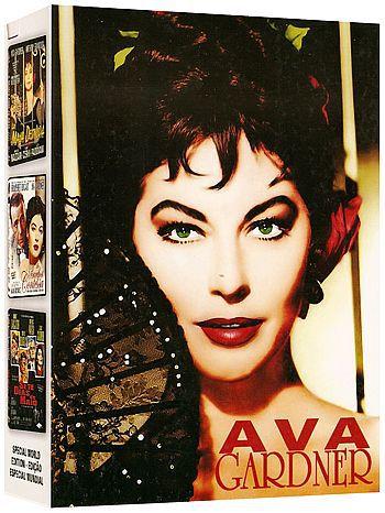 COLEÇÃO AVA GARDNER - 3 DVDS