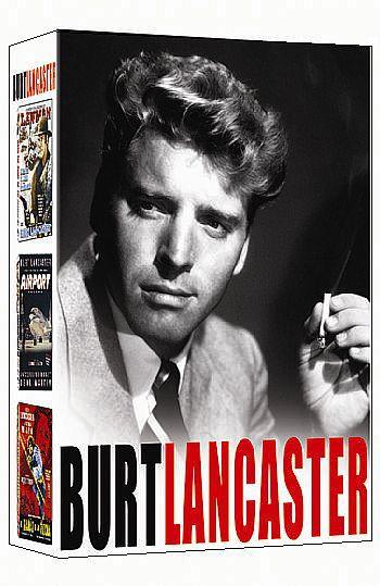 COLEÇÃO BURT LANCASTER - 3 DVDS