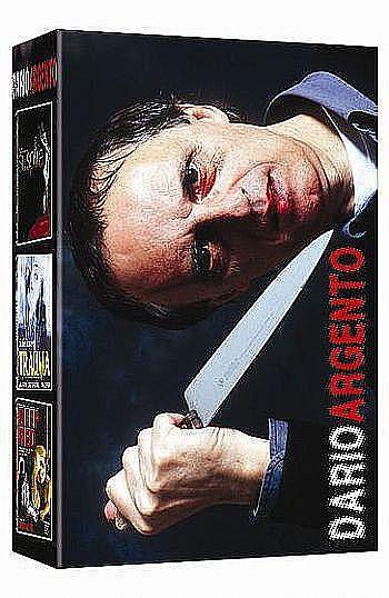 COLEÇÃO DARIO ARGENTO - 3 DVDS