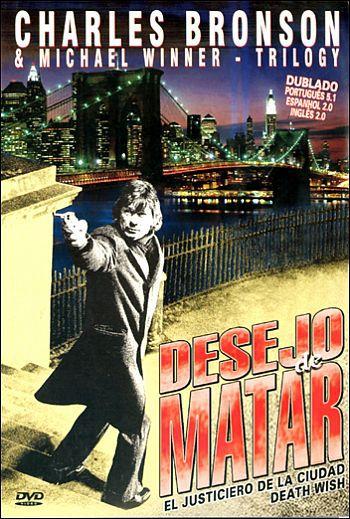 DESEJO DE MATAR