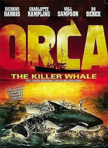 A ORCA, A BALEIA ASSASSINA