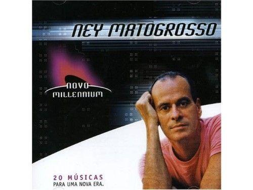 NEY MATOGROSSO - NOVO MILLENNIUM