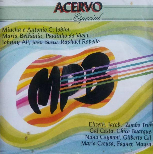 ACERVO ESPECIAL - MPB