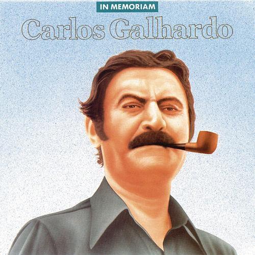 IN MEMORIAM - CARLOS GALHARDO